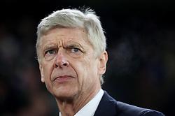 Arsenal manager Arsene Wenger before the Premier League match at Selhurst Park, London, Thursday 28th December 2017