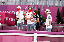 Bruynseels Niels, BEL, Deluxe van T&L, 309<br /> Olympic Games Tokyo 2021<br /> © Hippo Foto - Dirk Caremans<br /> 01/08/2021
