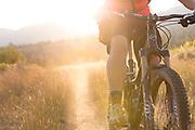 Mountain Biking in Montana.