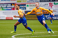 Mansfield Town v Notts County 081218