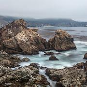 Rocky Point South Cove - Big Sur, CA