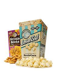 Kettle Krinkel popcorn