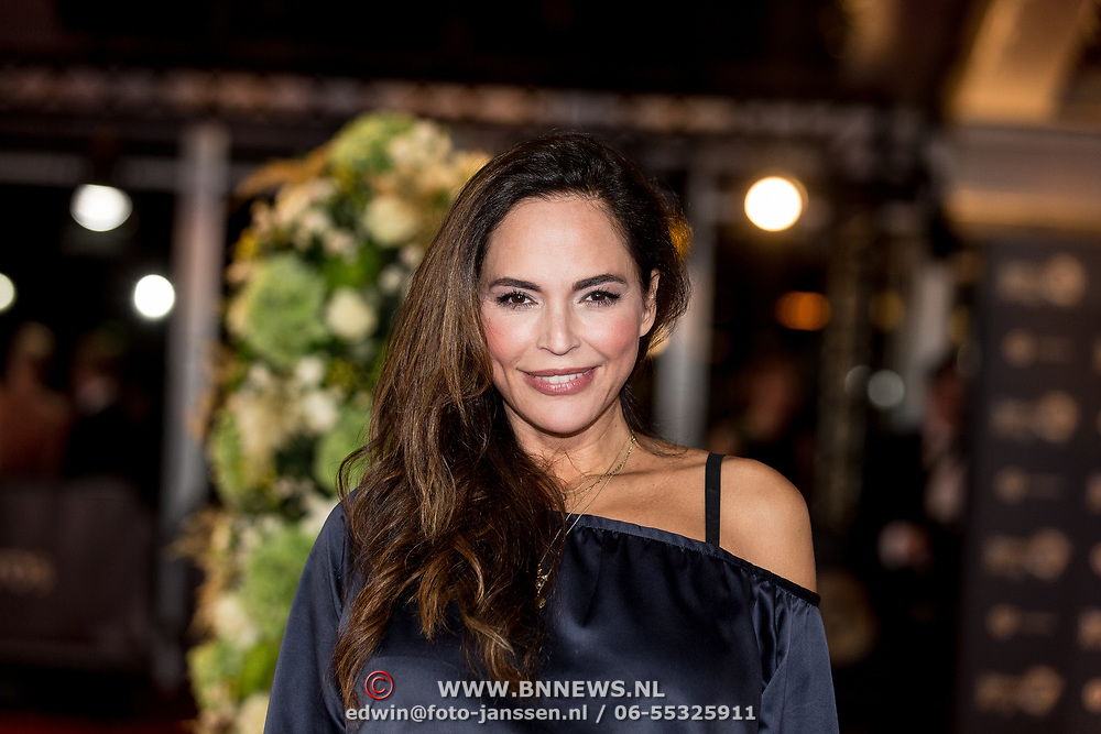 NLD/Amsterdam/20171012 - Televizier-Ring Gala 2017, Evelyn Struik