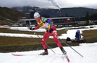 Skiskyting, 12. desember 2003, Ann Kristin Flatland, Norge Biathlon Norwegen<br /> Weltcup Hochfilzen
