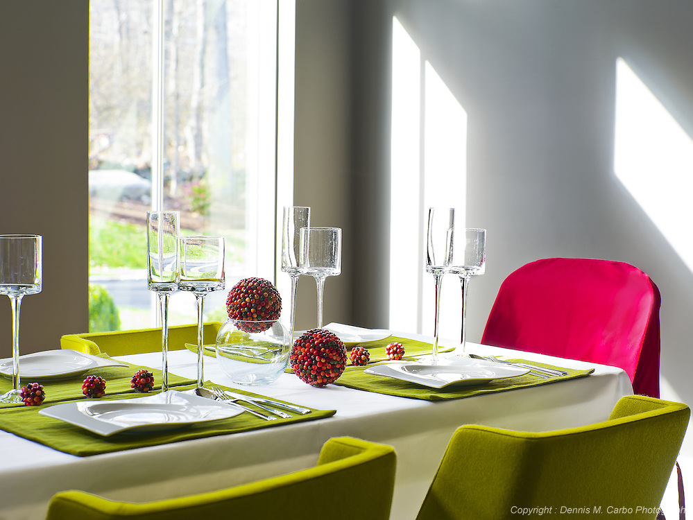 Sturges Ridge Road Dining Room