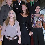 NLD/Amsterdam/20081001 - Lunchconcert musical Piaf Hotel, volledige cast