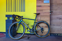 25.04.2018, Bad Häring, AUT, ÖRV Trainingslager, UCI Straßenrad WM 2018, im Bild ein Rennrad S-Works Specialized // during a Testdrive for the UCI Road World Championships in Bad Häring, Austria on 2018/04/25. EXPA Pictures © 2018, PhotoCredit: EXPA/ JFK