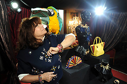 Italy, Milan - September 17, 2014.Patrizia Reggiani..Patrizia Reggiani is famous for hiring a hit man to kill her ex-husband Maurizio Gucci in 1995 (Credit Image: © Maule/Fotogramma/Ropi via ZUMA Press)
