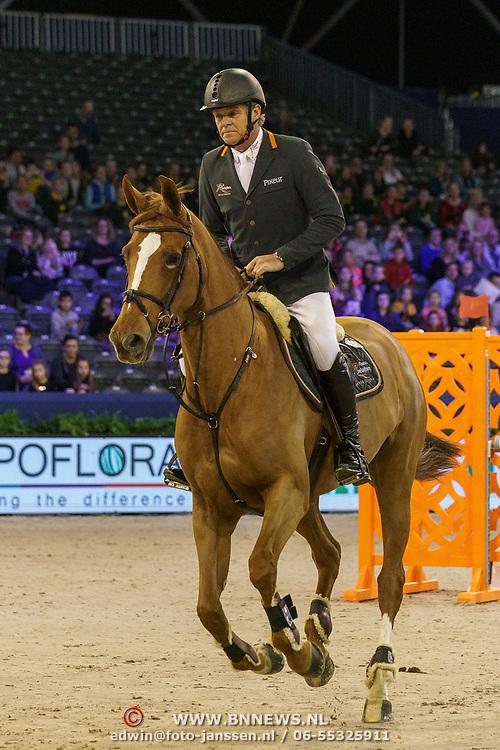 NLD/Amsterdam/20190127- Royals bij Jumping Amsterdam, Jeroen Dubbeldam