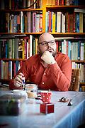 Frank Bosman, cultuurtheoloog en publicist,