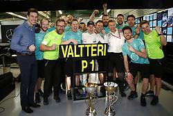 April 30, 2017 - Sotschi, Russia - Motorsports: FIA Formula One World Championship 2017, Grand Prix of Russia, .#77 Valtteri Bottas (FIN, Mercedes AMG Petronas) (Credit Image: © Hoch Zwei via ZUMA Wire)