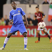 Ramires, Chelsea, in action during the Chelsea V AC Milan Guinness International Champions Cup tie at MetLife Stadium, East Rutherford, New Jersey, USA.  4th August 2013. Photo Tim Clayton