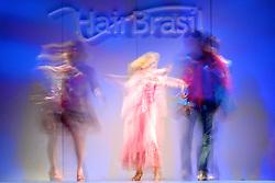 Apresentação da Intercoiffure Junior's - Trend Vision Haute Couture - durante a HAIR BRASIL 2010 - 9 ª Feira Internacional de Beleza, Cabelos e Estética, que acontece de 27 à 30 de março no Expocenter Norte, em São Paulo. FOTO: Jefferson Bernardes/Preview.com