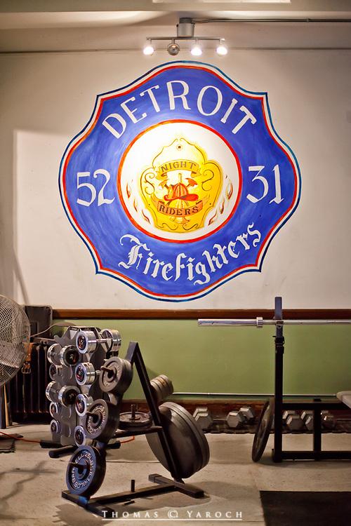 Detroit Fire Department Engine 52 Ladder 31 Detroit Fire Station Engine 52 & Ladder 31