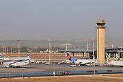 Israel, Ben-Gurion international Airport,