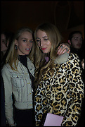 Mary Charteris: Harley Viera Newton , Julia Peyton-Jones, Hans Ulrich Obrist and Coach host the Serpentine Future Contemporaries Party. Serpentine Sackler Gallery. Kensington Gdns. London. 21 February 2015