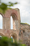 Remains of Roman Imperial Baths, Trier, Germany