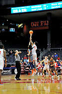 he University of Dayton women's basketball team defeated Morgan State, 88-52, in their first home game of the season Friday night at UD Arena