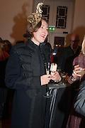 DEBORAH MILNER, Isabella Blow: Fashion Galore! private view, Somerset House. London. 19 November 2013