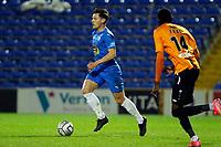 James Jennings. Stockport County FC 2-1 Barnet FC. Vanarama National League. Edgeley Park. 16.3.21