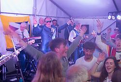 Clyde Cruising Club's Scottish Series 2019<br /> 24th-27th May, Tarbert, Loch Fyne, Scotland<br /> <br /> Big Vern & the Shootahs<br /> <br /> Credit: Marc Turner / CCC