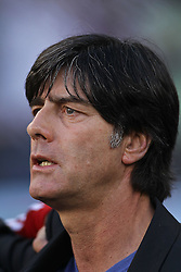 03.07.2010, CAPE TOWN, SOUTH AFRICA,  German Coach Joachim Loew during the Quarter Final, Match 59 of the 2010 FIFA World Cup, Argentina vs Germany held at the Cape Town Stadium EXPA Pictures © 2010, PhotoCredit: EXPA/ nph/  Kokenge
