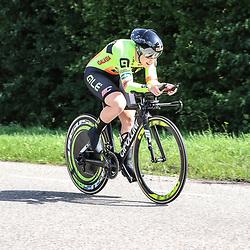 31-08-2017: Wielrennen: Boels Ladies Tour: Roosendaal  <br />Chloe Hosking