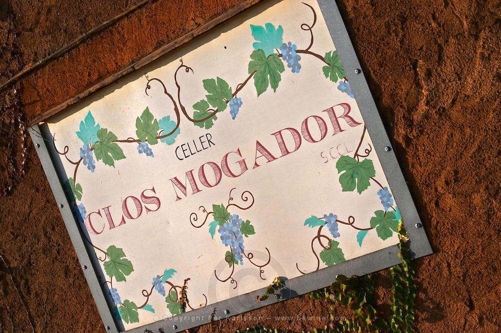 Celler Clos Mogador. Priorato, Catalonia, Spain
