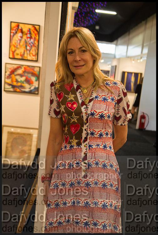 REBECCA HOSSACK, Affordable Art Fair. Battersea. London. 13 March 2014.