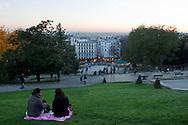 Parigi daily life