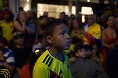 England v Colombia
