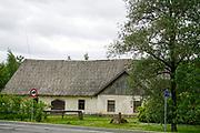 farmhouse in Turaida, Latvia