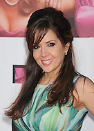 """WESTWOOD, CA - APRIL 28: Maria Canals Barrera arrives at the premiere of Universal Pictures' """"Bridesmaids"""" held at Mann Village Theatre on April 28, 2011 in Los Angeles, California."""