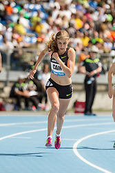 Mary Cain races 800 meters, adidas Grand Prix Diamond League track and field meet