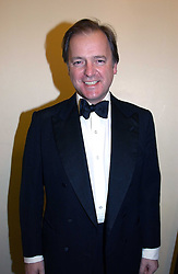 HUGO SWIRE at the 2004 Whitbread Book Awards held at The Brewery, Chiswell Street, London EC1 on 25th January 2005.<br /><br /><br />NON EXCLUSIVE - WORLD RIGHTS