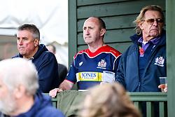 Bristol Rugby fans - Rogan/JMP - 28/10/2017 - RUGBY UNION - Stade Santander International - St Peter, Jersey - Jersey Reds v Bristol Rugby - Greene King IPA Championship.