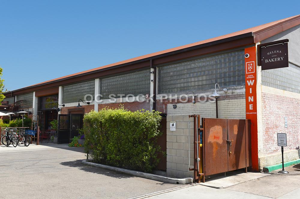 Helena Avenue Bakery and the Santa Barbara Wine Collective