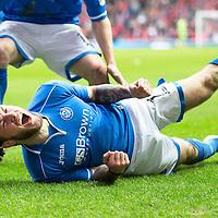 St Johnstone v Aberdeen Scottish Cup Semi-Final