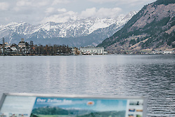 20.03.2020, Zell am See, AUT, tägliches Leben mit dem Coronavirus, im Bild das Grand Hotel am Zeller See und das Steinerne Meer im Hintergrund. Für ganz Österreich wurde eine Ausgangsbeschränkung der Bundesregierung ausgesprochen // the Grand Hotel am Zeller See and the Steinerne Meer in the background. The Austrian government is pursuing aggressive measures in an effort to slow the ongoing spread of the coronavirus, Zell am See, Austria on 2020/03/20. EXPA Pictures © 2020, PhotoCredit: EXPA/ Stefanie Oberhauser