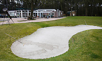 SOESTDUINEN - Golfclub Soestduinen naar het Hilton Hotel. COPYRIGHT KOEN SUYK