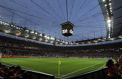 30.06.2011, Commerzbank Arena, Frankfurt, GER, FIFA Women Worldcup 2011, Gruppe A, Deutschland (GER) vs. Nigeria (NGA), im Bild .Commerzbank Arena in der Dämmerung - Übersicht .// during the FIFA Women Worldcup 2011, Pool A, Germany vs Nigeria on 2011/06/30, Commerzbank Arena, Frankfurt, Germany.  EXPA Pictures © 2011, PhotoCredit: EXPA/ nph/  Karina Hessland       ****** out of GER / CRO  / BEL ******
