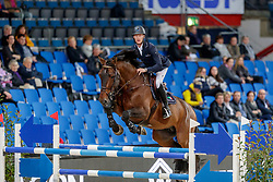 Bruynseels Niels, BEL, Jenson van't Meulenhof<br /> Stuttgart - German Masters 2019<br /> © Hippo Foto - Stefan Lafrentz<br /> 14/11/2019