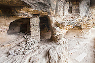 Aladzha Monastery is a medieval Orthodox Christian cave monastery complex.