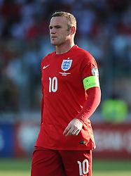 Wayne Rooney of England (Manchester United)  - Mandatory byline: Joe Meredith/JMP - 07966386802 - 05/09/2015 - FOOTBALL- INTERNATIONAL - San Marino Stadium - Serravalle - San Marino v England - UEFA EURO Qualifers Group Stage