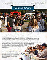City of Bellevue Annual Report 2017 (Welcome/Intro Page)
