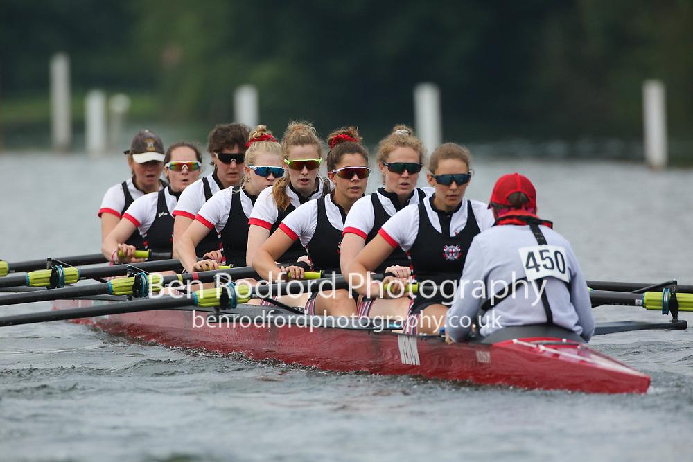 Thames RC (B)<br /> <br /> Championship 8+  Time Trial<br /> <br /> Henley Women's Regatta 2021<br /> Saturday