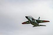 Israeli Air Force Alenia Aermacchi M-346 Master (IAF Lavi) a military twin-engine transonic trainer aircraft.