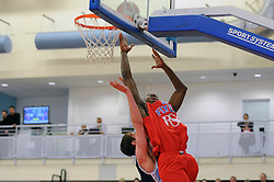 Tyrone Lee of Bristol Flyers - Mandatory byline: Dougie Allward/JMP - 12/03/2016 - FOOTBALL - SGS Wise Campus - Bristol, England - Bristol Flyers v Glassgow Rocks - British Basketball League