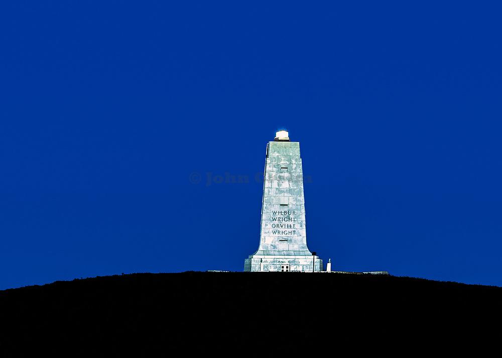 Wright Brothers National Memorial, Manteo, North Carolina, USA