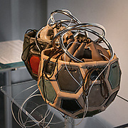 Gli Eventi del FuoriSalone 2012 alla Fabbrica del Vapore: Clara la borsa pallone<br /> <br /> The events of FuoriSalone 2012 at the Fabbrica del Vapore (The Steam Factory): Clara la borsa pallone (the ball bag)
